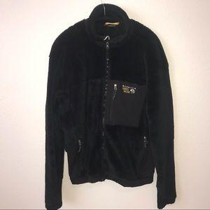 Mens Monkey Man Fleece Jacket